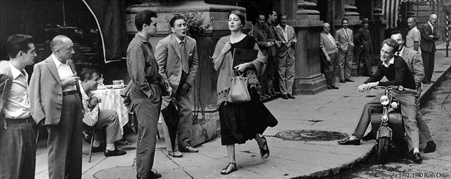 ruth orkin naples